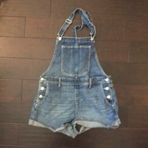 Short overalls from old navy!!!!!